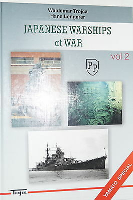 WW2 Imperial Japanese Navy Warships at War Volume 2 Reference Book