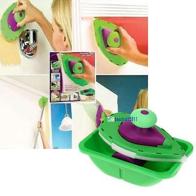 Point And Paint Roller and Tray Set Household Painting Brush Decorative Tool