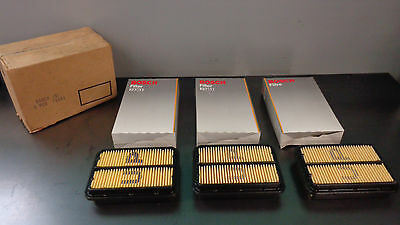 New Bosch Case of (3) Air Filter Filters 73383 Toyota Camry Corolla Chevy Nova