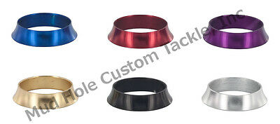 FAWC - Swooped Anodized Aluminum Winding Check - FREE SHIPPING