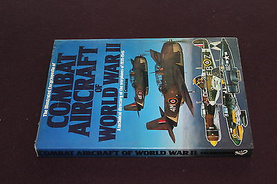 (82) The illustrated encyclopedia of combat aircraft of world war II / B.Gunston