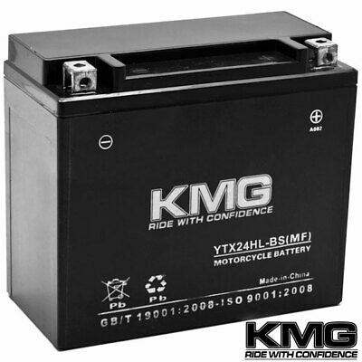 YTX24HL-BS Sealed Maintenance Free Battery 12V Powersport Motorcycle Snowmobile