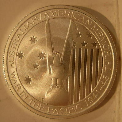 War in the Pacific Australia 2013-50 Cents Silver Coin 1//2 Troy oz ASW #3