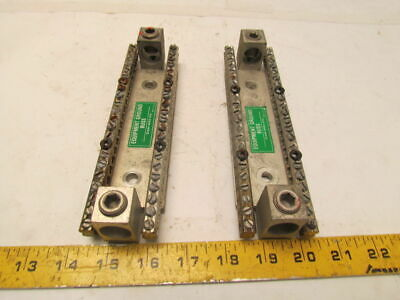 800143-01 Equipment Ground Buss Lot of 2