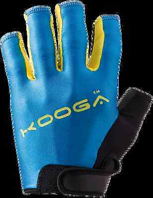 KooGa Grip Glove Rugby Small Boys Medium Boys Medium Adults Improve Grip Dry Wet