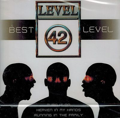 MUSIK-CD NEU/OVP - Level 42 - Physical Presence - Best Level