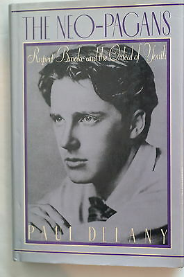 WW1 British The Neo Pagans Rupert Brooke and the Ordeal of Youth Reference Book