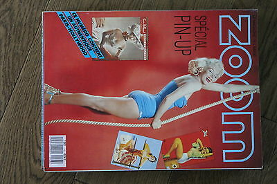 (15A) MAGAZINE ZOOM N°143 : Spécial Pin-up, Rossi, Vasta, Mounce, Mc Gregor, etc