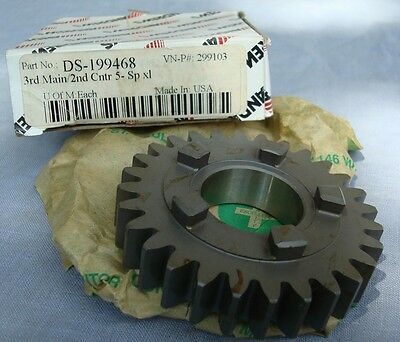 Andrews 299103 Harley Sportster 5 Speed Transmission 3Rd Main Gear 2Nd Counter