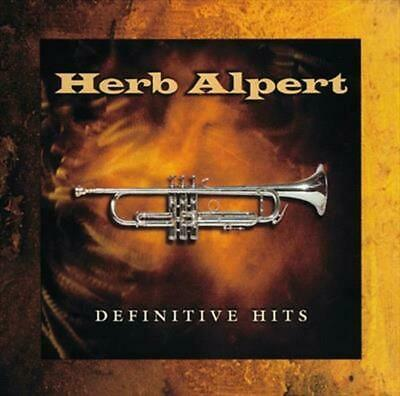 Definitive Hits - Herb Alpert Compact Disc Free Shipping!