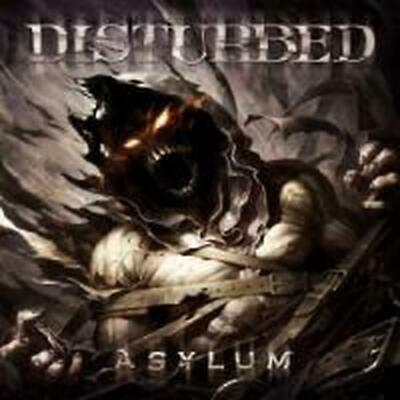 Asylum - Disturbed Compact Disc Free Shipping!