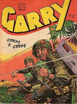 Garry 141 Corps A Corps   Imperia  1960