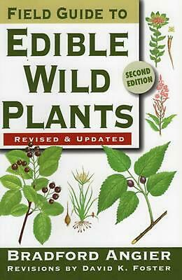 Field Guide to Edible Wild Plants by Bradford Angier (English) Paperback Book Fr