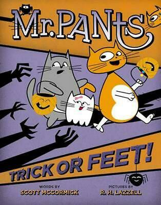Mr. Pants: Trick or Feet! by Scott McCormick Hardcover Book (English)