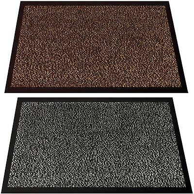 Commercial Heavy Duty Washable Door Mat Doormat Anti Non Slip Entrance Rug Mat