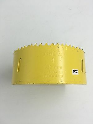 Ck 102Mm Hss Bi-Metal Holesaw T3201 Ceka C.k Tools 424033