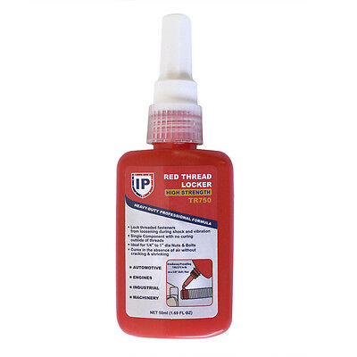 High Strength Heavy Duty Professional Formula Thread Locker 50ml - TR750
