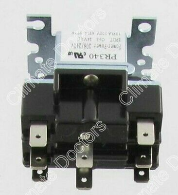 Steveco RBM WR 90-340 Fan Relay 2 Pole DPDT 24 V 90340