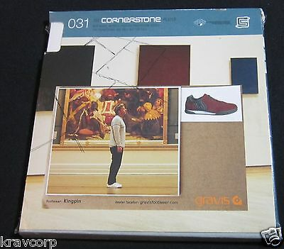 Oasis/wilco/brendan Benson 'Cornerstone Player #31' 2002 Promo 2-Cd Set--Sealed