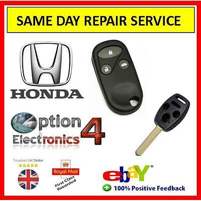 Honda . Remote Key Fob Repair Service. Same Day Repairs , Trusted Repairer