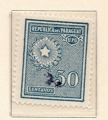 Paraguay 1932 Early Issue Fine Used 50c. 169914