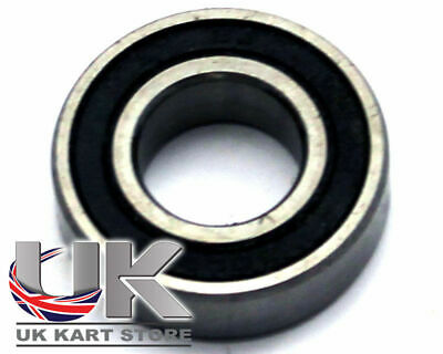 6203RS 17mm Wheel Bearing (Rubber Shield) Go Kart Karting Race Racing