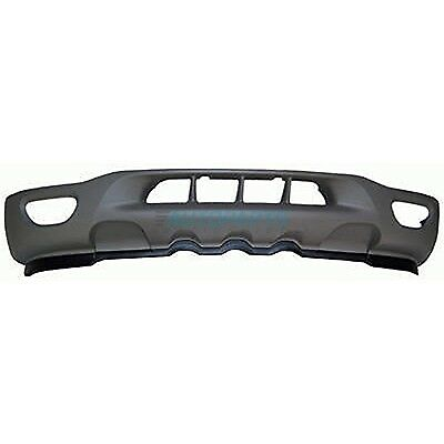 Front Textured Lower Valance Spoiler 4WD Fits Ford F-150 FO1093108