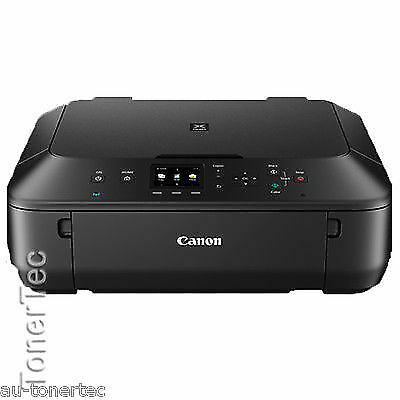 Canon MG5660-BK 3-in-1 Wireless Multi Color Inkjet Printer+AirPrint(WITHOUT INK)