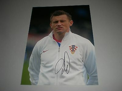 Ivica Olic  HSV  signed signiert autograph Autogramm auf 20x28 Foto in person
