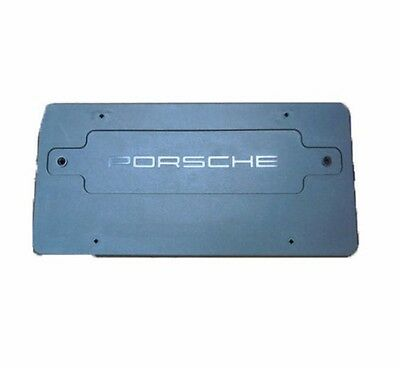 Porsche 911 Boxster Turbo 2001-2005 License Plate Bracket Genuine