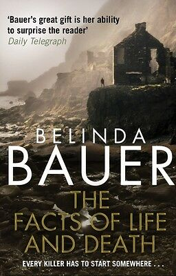 The Facts of Life and Death (Paperback), Bauer, Belinda, 9780552779654