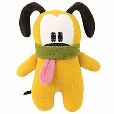 Disney Store Pluto Pook-a-Looz Plush Doll Stuffed Toy Doll Disney Parks