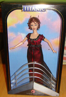 Barbie 2007 Titanic Barbie Doll NRFB xb900
