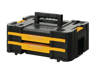 Dewalt Tools - TSTAK Tool Box IV (Shallow Drawer)