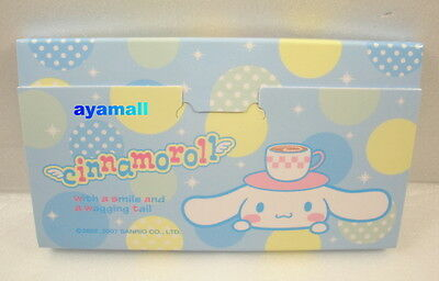 Sanrio cinnamoroll 6 pattern note/memo stickers (kitty)