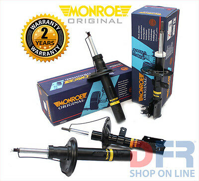 05Or Kit 4 Ammortizzatori Monroe (Ant+Post) Fiat Grande Punto (199)