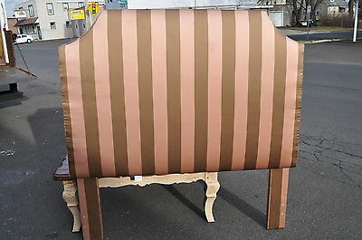 Robert Allen Queen Size Upholstered Headboard