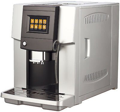 Italian Bean to Cup Expresso Cappuccino Latte Coffee Machine Digital Display