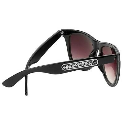 Independent Trucks BASE Wayfarer Style Skateboard Sunglasses BLACK