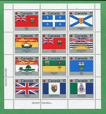 CANADA SOUVENIR SHEET WHOLESALE LOT - #832a MNH ** 25 Sheets ** - O27