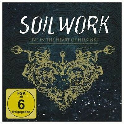 Soilwork - Live in the Heart of Helsinki [New CD] With Blu-Ray, Digipack Packagi