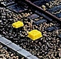 Trackside Connection Box Audio Frequency 20 Set / N Gauge