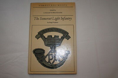 WW2 British Somerset Light Infantry Famous Regiments Reference Book