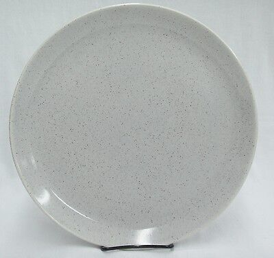 "Laurel California Life Granite Gray 12"" Chop Plate Round Platter USA"