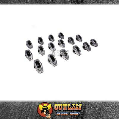 """Comp Cams Roller Rockers High Energy Alloy Chev 1.6 Ratio 3/8"""" Stud - Co17002-16"""