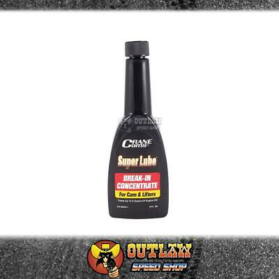 Crane Cams Super Lube Break In Concentrate For Cam And Lifters - Cr99003-1