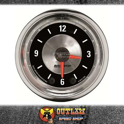 "Autometer Clock In Dash 2.1/16"" - Au1284"