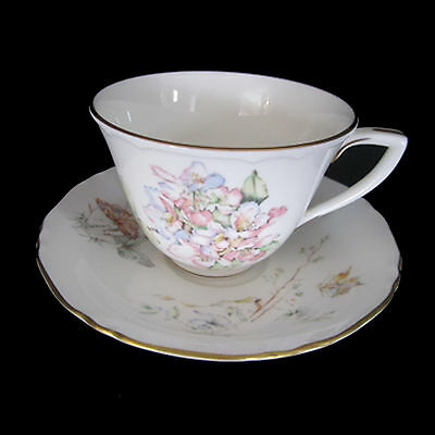 Royal Worcester - CAPRICE - Cup & Saucer - BRAND NEW