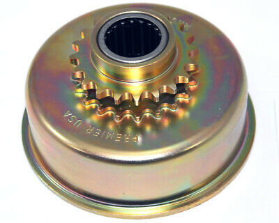 Magnum Clutch 20t 219 Pitch Drum UK KART STORE