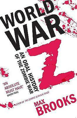 World War Z, Max Brooks, New